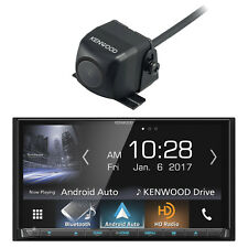 Kenwood DDX9704S 2-DIN In-Dash DVD/CD Car Stereo w/ Kenwood Rear-View Camera