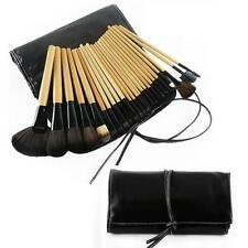 24Pcs Professional Make Up Brush Set Foundation Brushes Kabuki Makeup Brushes H7