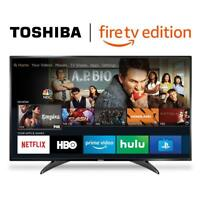Toshiba 32-inch 720p HD Smart LED TV - Fire TV Edition picture quality New