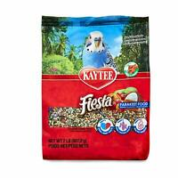 Kaytee Fiesta For Parakeets, Nutritionally Fortified Gourmet, 2-Pound