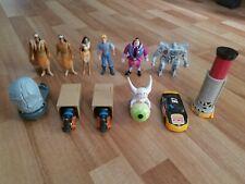 Burger King Toys - Mixed Lot 12pc