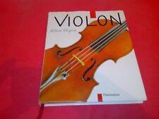 Le Violon - Alberto Conforti - Flammarion