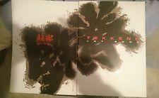 TEKKEN 6 ARTBOOK edizione limitata