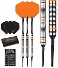 Red Dragon Amberjack 2 18g 90% Tungsten Soft Tip Darts