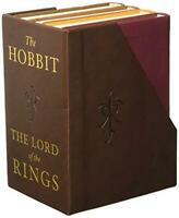 The Hobbit and The Lord of the Rings Deluxe Pocket Boxed 4-Books Set JRR Tolkien