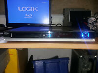Logik blu ray/dvd player LBD2000 (488)