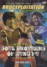 Soul Brothers Of Kung Fu- Hong Kong Rare Kung Fu Martial Arts movie -37D