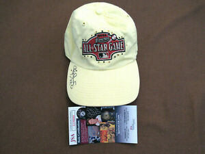 ROGER CLEMENS YANKEES ASTROS RED SOX SIGNED AUTO 2004 ALL-STAR GAME CAP HAT JSA