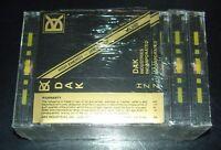 10 vintage DAK MLX 90 min normal Tape for Cassette deck