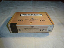 Leere Zigarren Kiste Vegas de Santiago WC Cigar Box Geschenk Caja de Puros vacia