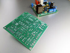 TDA1085C universal controller of commutator AC motor. ONLY PCB DIY 80*80mm 1pc