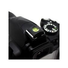 10x Nivel de burbuja Protector de zapata para camara reflex DSLR Contactos Flash