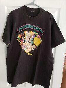 """original new Broadway show """"Secret Garden""""  men's XL T-shirt"""