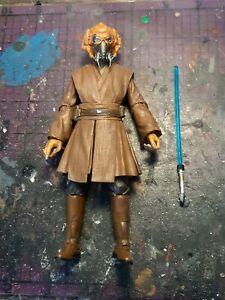 2020 Star Wars Black Series 6 inch plo koon custom weathering