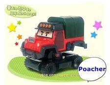 Robocar Poli Die-Cast Kids Toy Diecasting Figure Series Korea Animation- Poacher