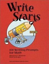 Write Starts: 101 Writing Prompts for Math