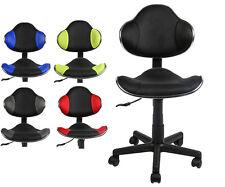 Fauteuil de bureau Bastian choix de couleur chaise siège table travail NEUF
