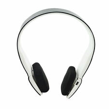 NUOVO Wi-Fi Bluetooth V3.0 EDR Auricolare cuffie w mic per iPhone Tablet PC Nero