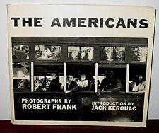 SIGNED Robert Frank The Americans Jack Kerouac 1969 PB Film Frame Stills