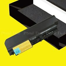 "9cell Battery for 42T5263 42T5229 43R2499 IBM ThinkPad T61 T61u T61p (14.1""wide)"