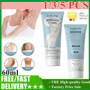 Body Whitening Cream Dark Skin Armpit Elbow Lightening Bikini Underarm Thigh √√√