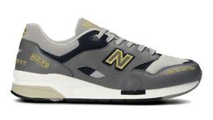 New Balance 1600 Grey Lifestyle Shoes CM1600LE