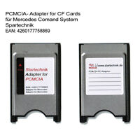 PCMCIA Adapter für Mercedes Bediensystem COMAND APS Code 527 512..* CompactFlash