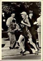 Olympiade MELBOURNE 1956 Olympische Spiele MIHAILIC Jugoslawien Marathon Rennen