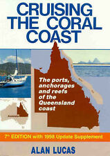 Cruising the Coral Coast Lucas 7th Ed Ports Great Barrier Reed QLD Charts Tides