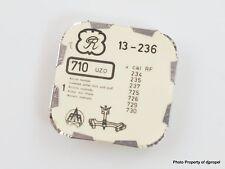 Valjoux Pallet Fork Part #710 for the Vintage Cal 236-Vulcain Chronograph!