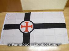 Fahnen Flagge Geheimorden Tempelritter - 90 x 150 cm