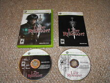 The Last Remnant Xbox 360 Complete