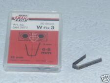 20x Nachschneidmesser W Fix 3 für Rubber Cut, Profilschneider W3 >5642870<