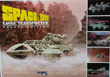 2014 MPC 816 1/72 Space 1999 Eagle Transporter Deluxe Edition model kit new in t