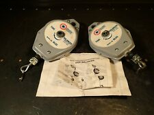2 Pieces of Coilhouse Bl05 Tool Balancers: 2 to 4-1/2 lbs, Nos - New Old Stock