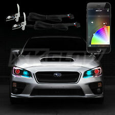 RGB Demon Eye Kit XKchrome Smartphone App-enabled Bluetooth Auto Off Function