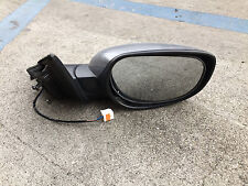 04 05 06 07 08 09 10 11 MAZDA RX-8 Right Side View Power Mirror Gray OEM