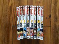 beet the vandel buster Vol 1-3 5 6 8 10 11 Shonen Manga