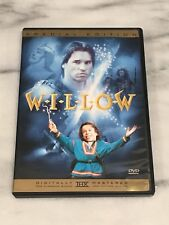 WILLOW (DVD, 2001, Special Edition) No Inserts OOP Region 1 EUC