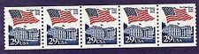 #2609 Flag over White House  PNC5  Pl #10 - MNH