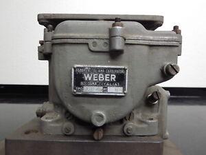 Original Used Weber 36IF4C #99 Vintage Classic Ferrari 166 250 375 Fiat Pegaso