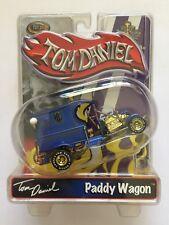 Toy Zone TOM DANIEL POLICE PADDY WAGON Blue Die-cast 1/43 Scale