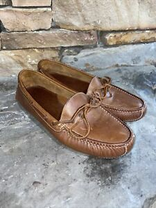 MEN'S SIZE 9D - COLE HAAN LEATHER LOAFERS