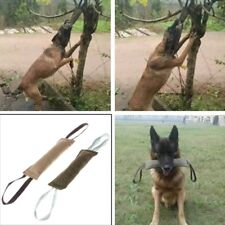 Dog Bite Tug Toy Playing Training Toys For Police Dogs Chewing Cleaning Teeth