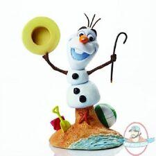 Frozen Movie Grand Jester Olaf Mini Bust by Enesco