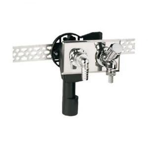 Otto Haas 4060 Unterputz Geräte Siphon DN40/50 Waschmaschine- Anschluss m.Ventil
