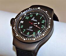 "Man Russian Military Mechanical Auto watch ""WARRIOR"" (6Э4-1). Vostok. AMPHIBIA."
