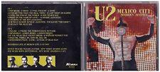 U2 – Mexico City - Sothern Accents - 2 CD  KOBRA RECORDS – KRCD 32-2
