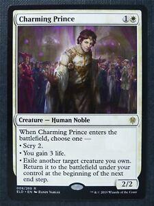 Charming Prince - Mtg Magic Cards #8E