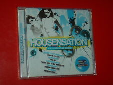 HOUSENSATION EXCLUSIVE CLUB SOUND VOLUME 3 - CD 18 TRK NEW SEALED SIGILLATO